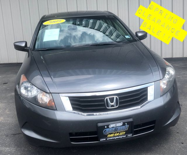 2009 Honda Accord EX ONE OWNER