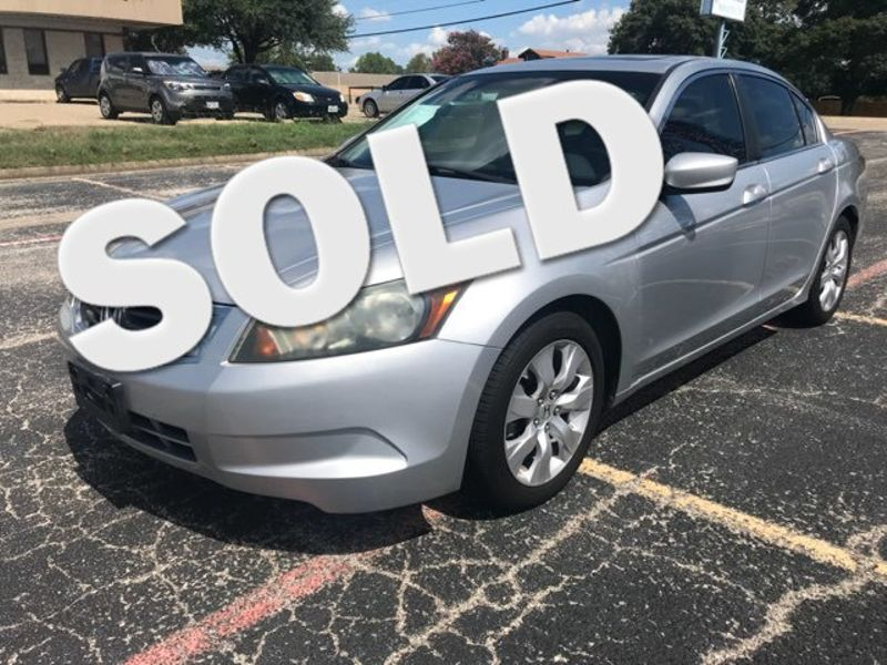 2009 Honda Accord EX L | Ft. Worth, TX | Auto World Sales LLC