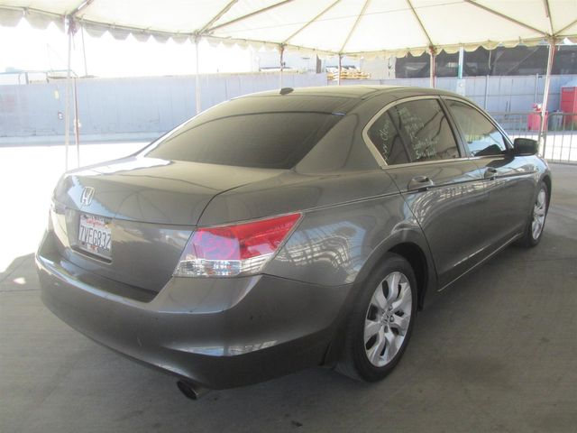 2009 Honda Accord EX-L Gardena, California 2