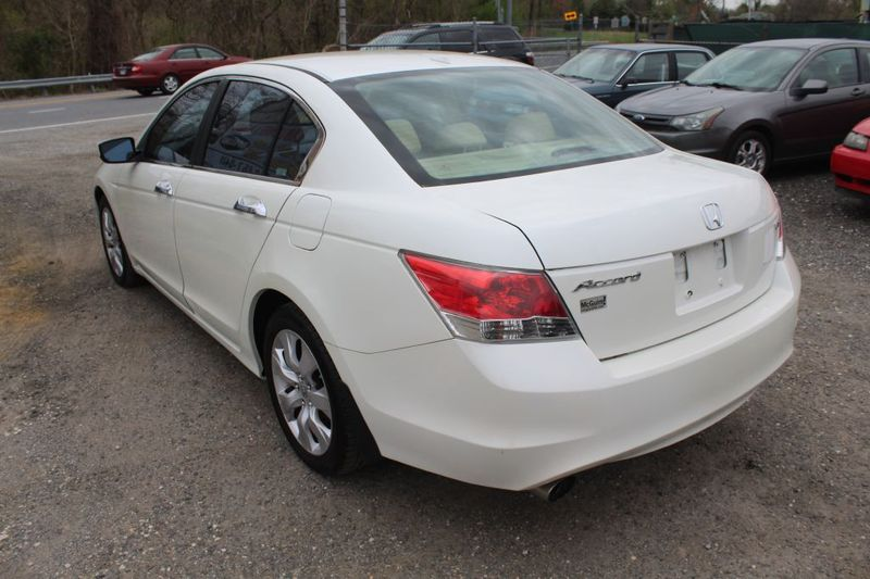 2009 Honda Accord EX-L  city MD  South County Public Auto Auction  in Harwood, MD