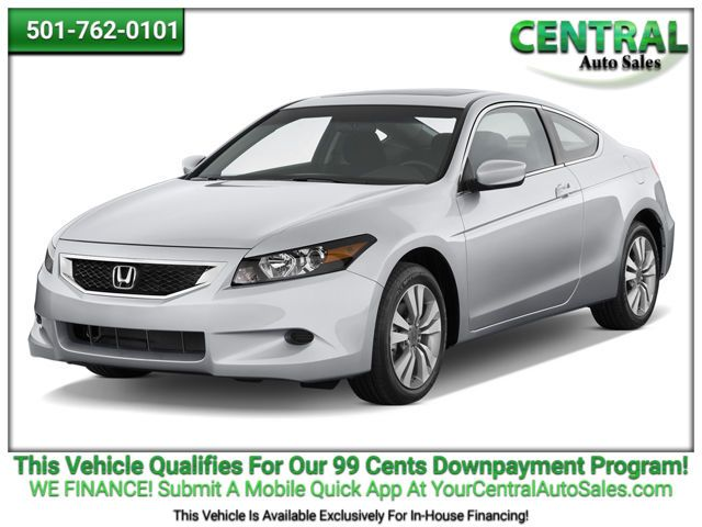 2009 Honda Accord EX | Hot Springs, AR | Central Auto Sales in Hot Springs AR