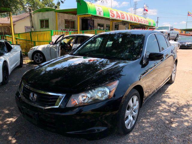 2009 Honda Accord EX-L Houston, TX 0