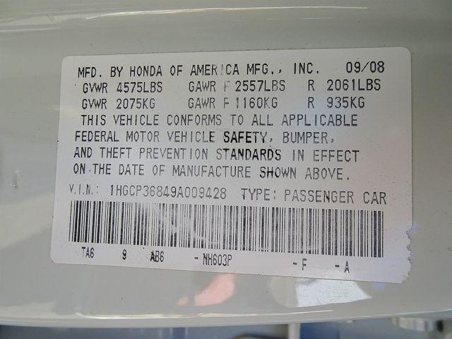 2009 Honda Accord EX-L Madison, NC 53