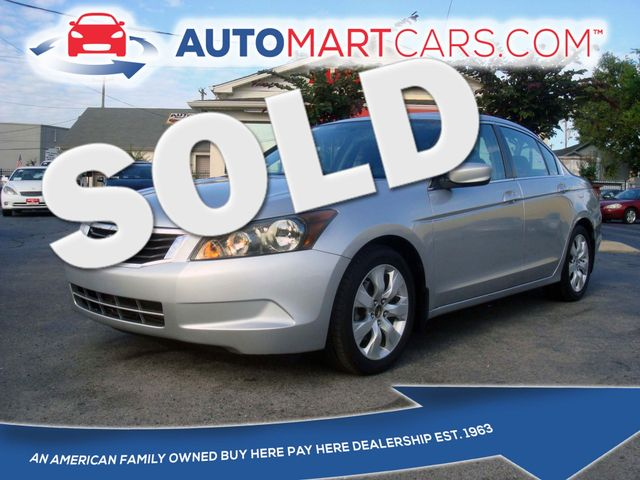 2009 Honda Accord EX | Nashville, Tennessee | Auto Mart Used Cars Inc. in Nashville Tennessee