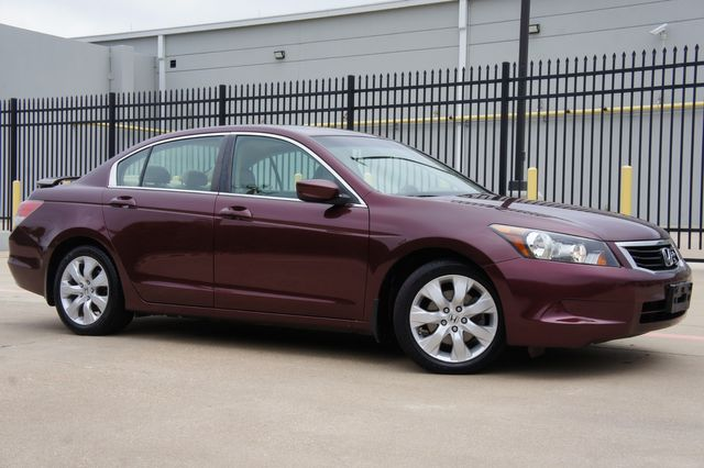 2009 Honda Accord EX-L * 1-Owner * SUNROOF * Leather * HTD SEATS *