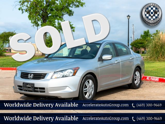 2009 Honda Accord LX in Rowlett