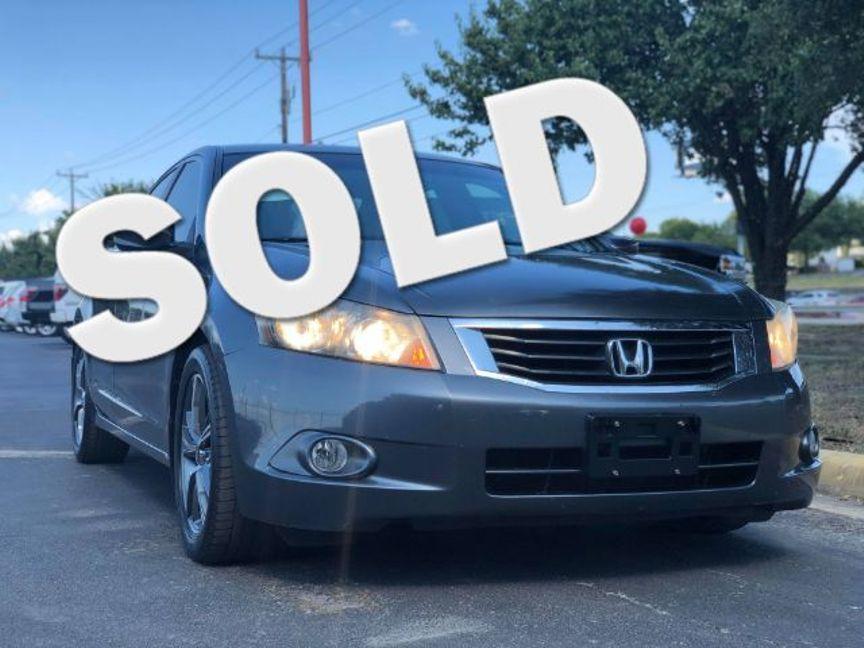U003c 2009 Honda Accord EX In San Antonio TX, ...