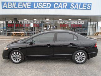 2009 Honda Civic EX  Abilene TX  Abilene Used Car Sales  in Abilene, TX