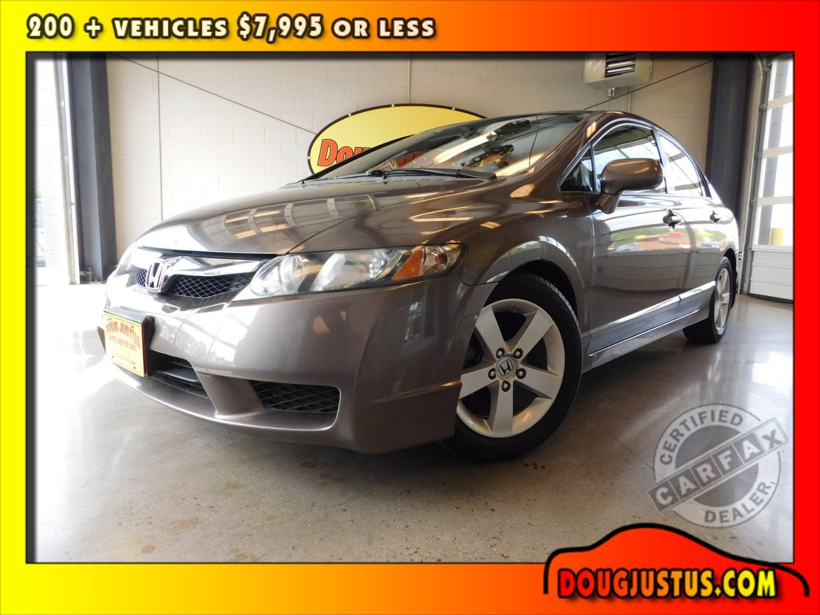 2009 Honda Civic LX-S city TN Doug Justus Auto Center Inc in Airport Motor  ...