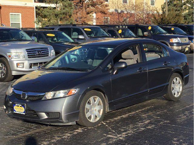 2009 Honda Civic LX   Champaign, Illinois   The Auto Mall of Champaign in Champaign Illinois