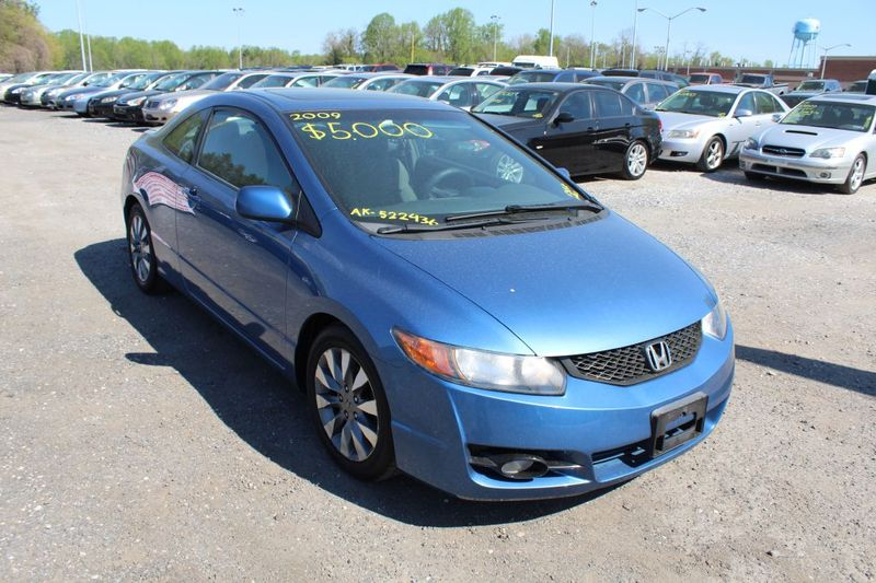 2009 Honda Civic EX  city MD  South County Public Auto Auction  in Harwood, MD