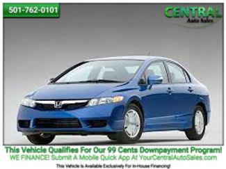 2009 Honda Civic LX | Hot Springs, AR | Central Auto Sales in Hot Springs AR