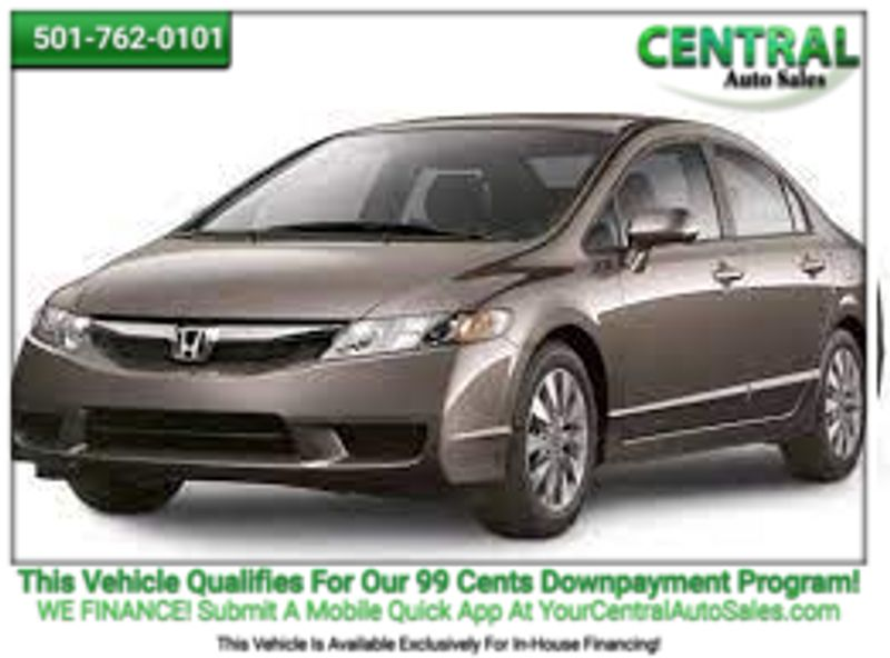 2009 Honda Civic LX   Hot Springs, AR   Central Auto Sales in Hot Springs AR