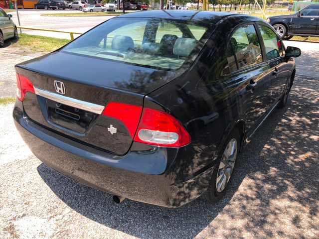 2009 Honda Civic EX Houston, TX 4