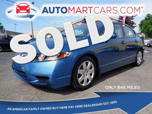 2009 Honda Civic LX | Nashville, Tennessee | Auto Mart Used Cars Inc. in Nashville Tennessee