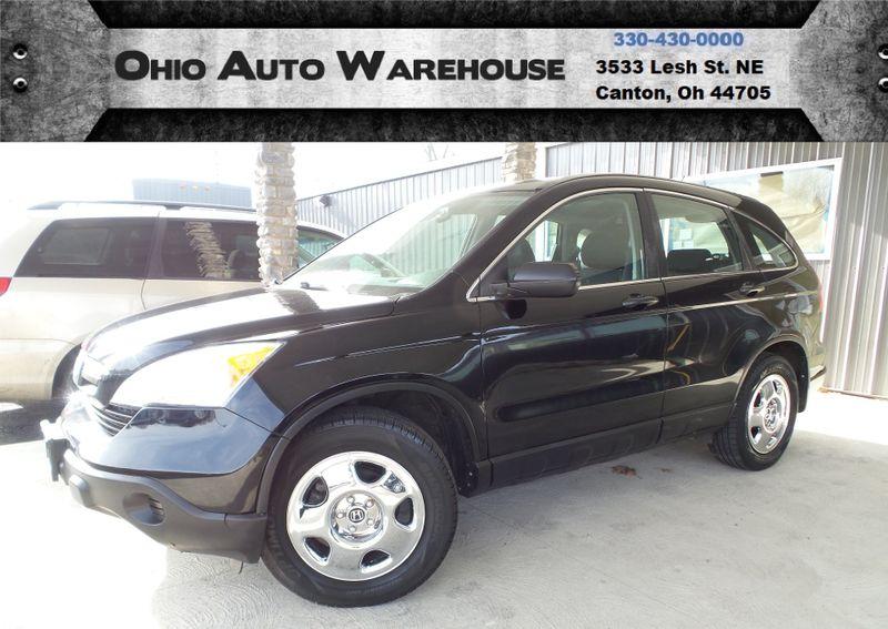 2009 Honda CR-V LX All Wheel Drive 26MPG We Finance   Canton, Ohio   Ohio Auto Warehouse LLC in Canton Ohio