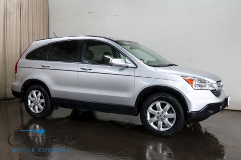 2009 Honda CR-V EX-L 4wd Crossover SUV w/Heated Seats, Power Moonroof and Premium Audio w/Aux, XM Radio in Eau Claire