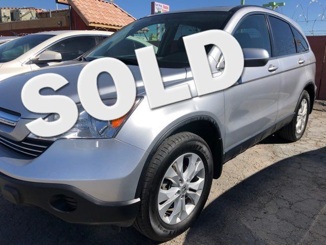 2009 Honda CR-V EX-L CAR PROS AUTO CENTER (702) 405-9905 Las Vegas, Nevada 0