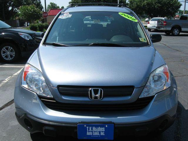 2009 Honda CR-V LX AWD Richmond, Virginia 2