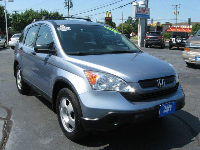 2009 Honda CR-V LX AWD Richmond, Virginia 3