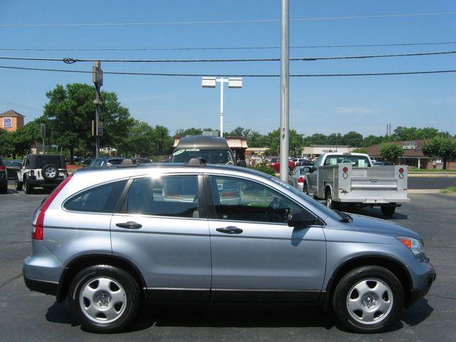 2009 Honda CR-V LX AWD Richmond, Virginia 4