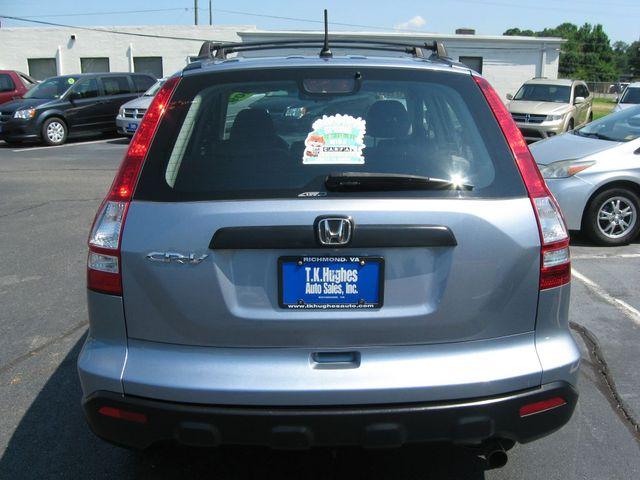 2009 Honda CR-V LX AWD Richmond, Virginia 6