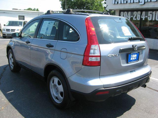 2009 Honda CR-V LX AWD Richmond, Virginia 7