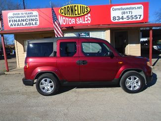 2009 Honda Element EX | Fort Worth, TX | Cornelius Motor Sales in Fort Worth TX