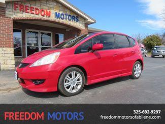 2009 Honda Fit Sport w/Navi | Abilene, Texas | Freedom Motors  in Abilene,Tx Texas