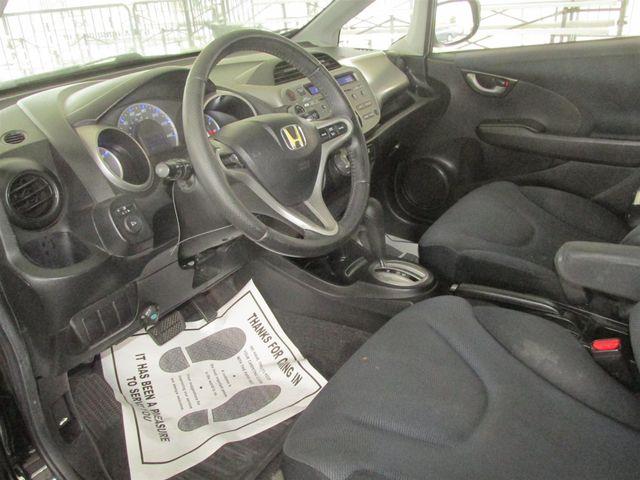 2009 Honda Fit Sport Gardena, California 8