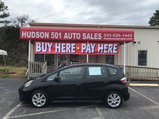 2009 Honda Fit Sport | Myrtle Beach, South Carolina | Hudson Auto Sales in Myrtle Beach South Carolina