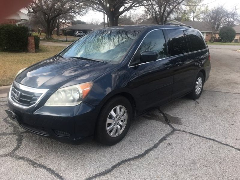 2009 Honda Odyssey EX-L DVD Nav Excellent Condition | Ft. Worth, TX | Auto World Sales in Ft. Worth TX