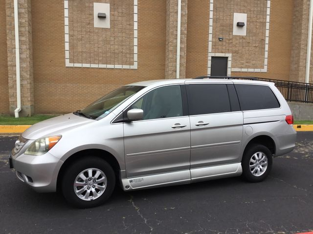 2009 Honda Odyssey Handicap Minivan EX