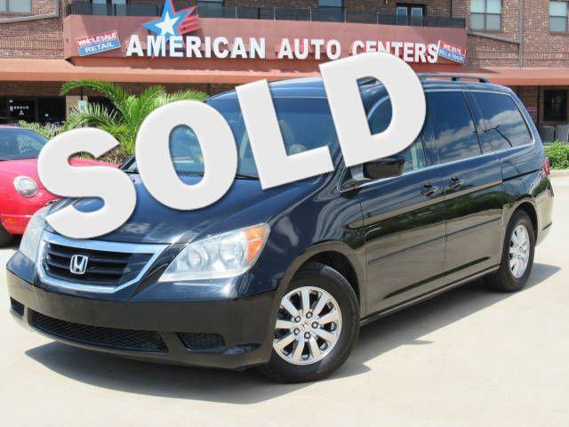 2009 Honda Odyssey EX-L | Houston, TX | American Auto Centers in Houston TX