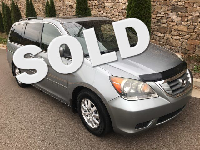 2009 Honda-3 Owner! 3rd Row! Leather! Odyssey-WE WILL GIVE YOU A 90 WARRANTY!  EX-L-CARMARTSOUTH.COM! Knoxville, Tennessee