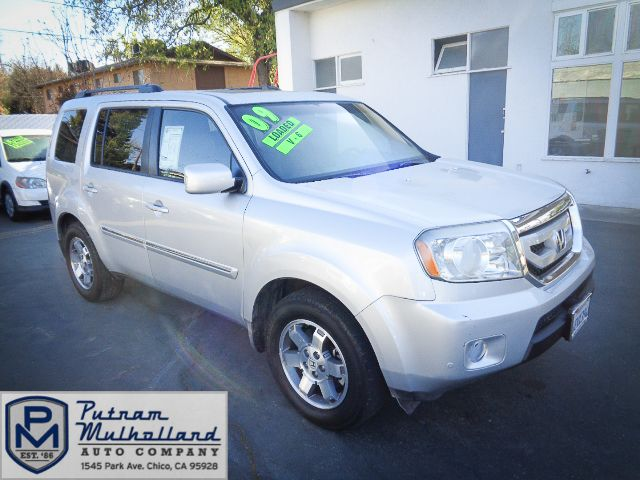 2009 Honda Pilot Touring in Chico, CA 95928