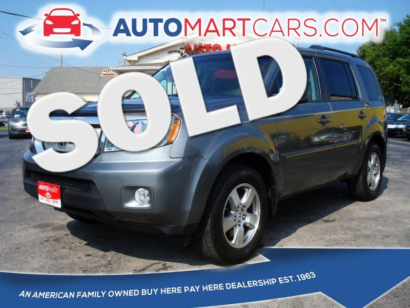 2009 Honda Pilot EX | Nashville, Tennessee | Auto Mart Used Cars Inc. in Nashville Tennessee