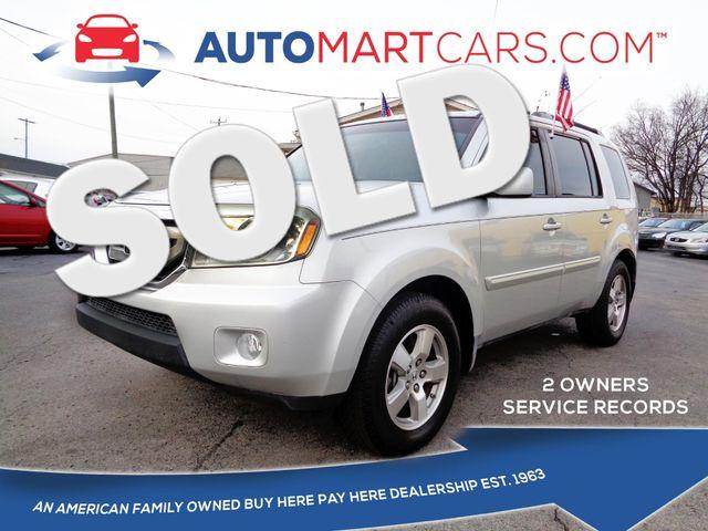 2009 Honda Pilot EX-L w/RES | Nashville, Tennessee | Auto Mart Used Cars Inc. in Nashville Tennessee