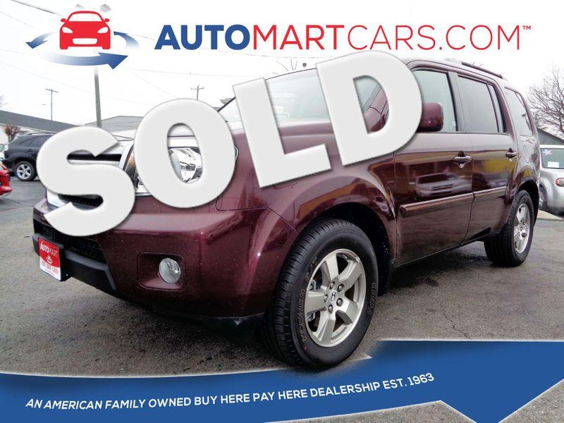 2009 Honda Pilot EX-L | Nashville, Tennessee | Auto Mart Used Cars Inc. in Nashville Tennessee