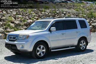 2009 Honda Pilot EX-L 4WD Naugatuck, Connecticut