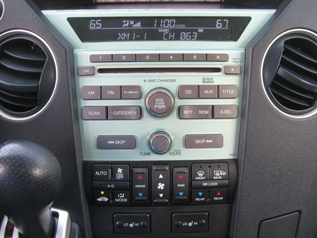 2009 Honda Pilot Touring All Wheel Drive Richmond, Virginia 11