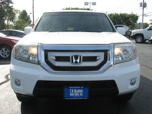 2009 Honda Pilot Touring All Wheel Drive Richmond, Virginia 2