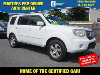 2009 Honda Pilot EX-L in Whitman, MA 02382
