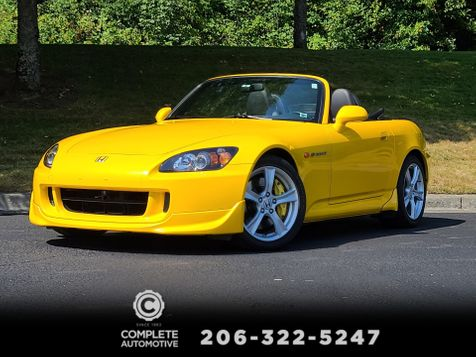 2009 Honda S2000 Roadster 12,000 Original Miles! Local History Immaculate!  in Seattle