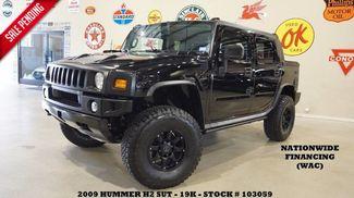 2009 Hummer H2 SUT Luxury ROOF,NAV,BACK-UP,REAR DVD,HTD LTH,BL... in Carrollton TX, 75006