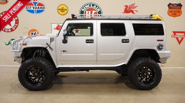 2009 Hummer H2 SUV Luxury LIFTED,BUMPERS,LED'S,FUEL WHLS,74K