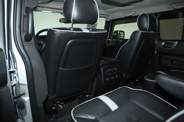 2009 Hummer H2 SUV Luxury Houston, Texas 17