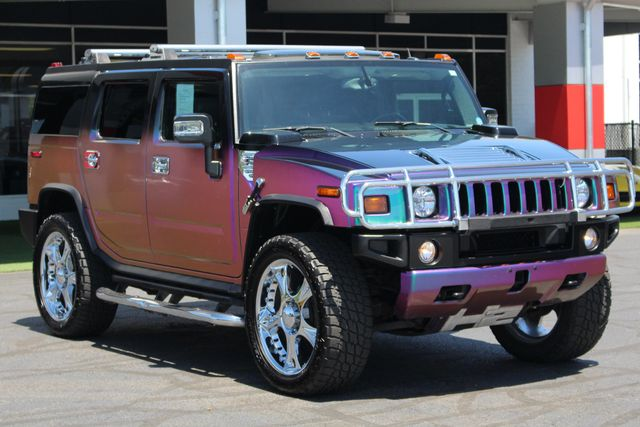 "2009 Hummer H2 SUV Luxury 4x4 - CHAMELEON PAINT-24"" WHEELS! Mooresville , NC 24"