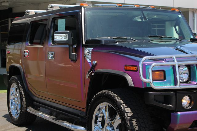 "2009 Hummer H2 SUV Luxury 4x4 - CHAMELEON PAINT-24"" WHEELS! Mooresville , NC 26"