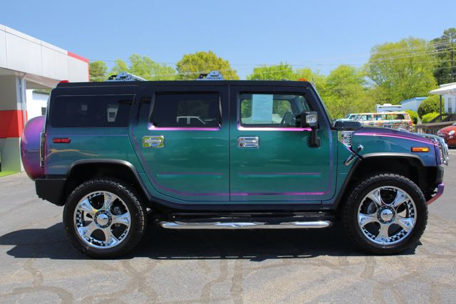 "2009 Hummer H2 SUV Luxury 4x4 - CHAMELEON PAINT-24"" WHEELS! Mooresville , NC 16"